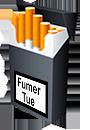 aide au choix des e-cigarettes avec votre consommation de cigarette par jour